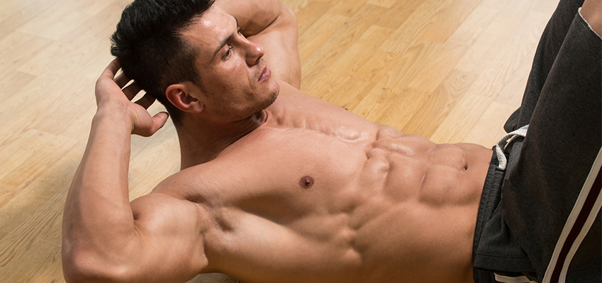 10 exercises to get rid of love handles